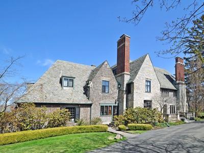 Casa para uma família for sales at Grosse Pointe Park 16632 East Jefferson Avenue Grosse Pointe Park, Michigan 48230 Estados Unidos
