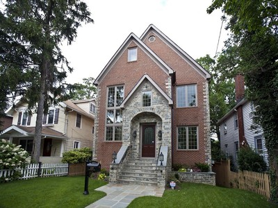 Single Family Home for sales at Crestwood 4105 18th Street Nw Washington, District Of Columbia 20011 United States