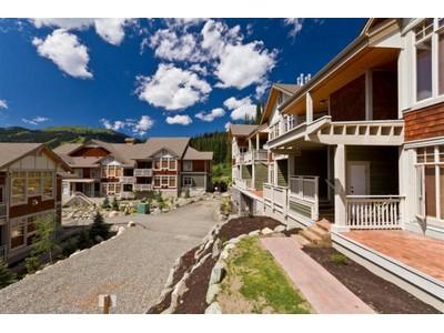 Appartement en copropriété for sales at Settler's Crossing 28 - 5015 Settler's Crossing Sun Peaks, Colombie-Britannique V0E 5N0 Canada