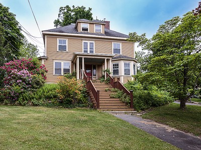 Multi-Family Home for sales at Special Opportunity to own Queen Anne Colonial 4 Ward Street Woburn, Massachusetts 01801 United States