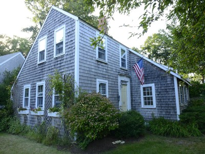 Single Family Home for sales at Quaint Nantucket Cottage 49 Pine Street Nantucket, Massachusetts 02554 United States
