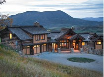 Single Family Home for sales at Marabou Ranch 27200 Cowboy Up Road   Steamboat Springs, Colorado 80487 United States