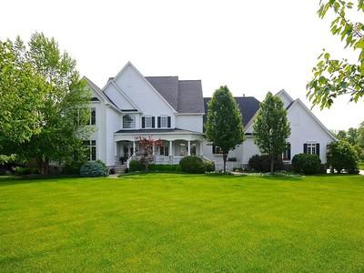 独户住宅 for sales at Willow Ridge 11527 Willow Ridge Drive Zionsville, 印第安纳州 46077 美国
