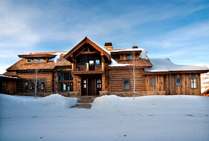 Single Family Home for sales at Ski-In/Ski-Out Mountain Home 19 Kokanee Drive  Mount Crested Butte, Colorado 81225 United States
