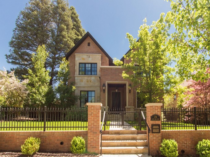 Single Family Home for sales at 376 South York Street  Denver, Colorado 80209 United States