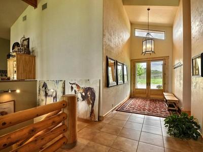 Частный односемейный дом for sales at Spectacular Equestrian Property with Ski Run Views 8842 Highfield Rd  Park City, Юта 84098 Соединенные Штаты