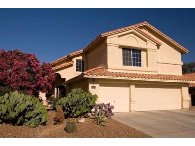 Частный односемейный дом for sales at Very Nice 4 Bedroom Home in Convenient Location 2165 N Jennifer Ave  Tucson, Аризона 85715 Соединенные Штаты