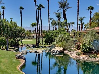 Einfamilienhaus for sales at 75320 14th Green Drive  Indian Wells, Kalifornien 92210 Vereinigte Staaten