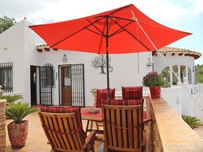 Casa Unifamiliar for sales at Beautiful Mediterranean-Style Property Altea La Vella, Alicante Costa Blanca España