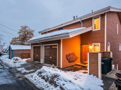 Nhà phố for sales at Rare Old Town Duplex with Incredible Park City Views 236/238 Upper Norfolk Ave Park City, Utah 84060 Hoa Kỳ