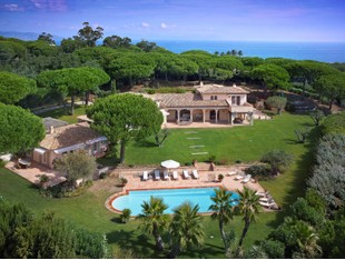Single Family Home for sales at Neo provencal Style property in Les Parcs de Saint-Tropez Other France, Other Areas In France France