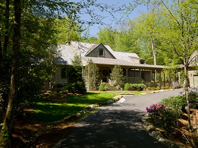 Single Family Home for sales at 277 Cullasaja Club Drive  Highlands, North Carolina 28741 United States