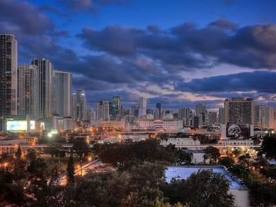 共管式独立产权公寓 for sales at Parc Lofts 1749 NE Miami CT 609  Miami, 佛罗里达州 33132 美国
