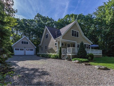 Single Family Home for sales at 55 Pinkham Road  Bristol, Maine 04554 United States