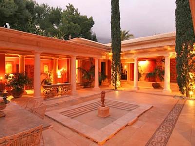 Single Family Home for sales at Beautiful villa in Roman style in Altea, Costa Blanca Avenida Bernia Altea, Alicante Costa Blanca 03590 Spain