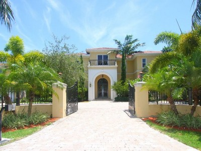 Single Family Home for sales at 6930 SW 62 ST  Miami, Florida 33143 United States