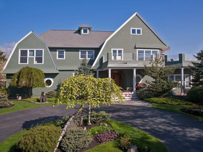 Single Family Home for sales at Cape Neddick Ocean View Shingle-Style Contemporary 9 Pebble Cove Road York, Maine 03911 United States