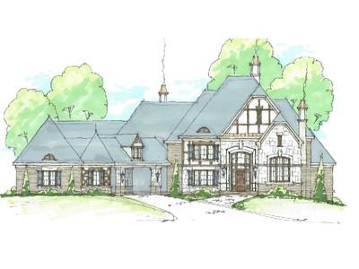Einfamilienhaus for sales at Grand European Estate 16025 Manor Club Drive  Alpharetta, Georgia 30004 Vereinigte Staaten