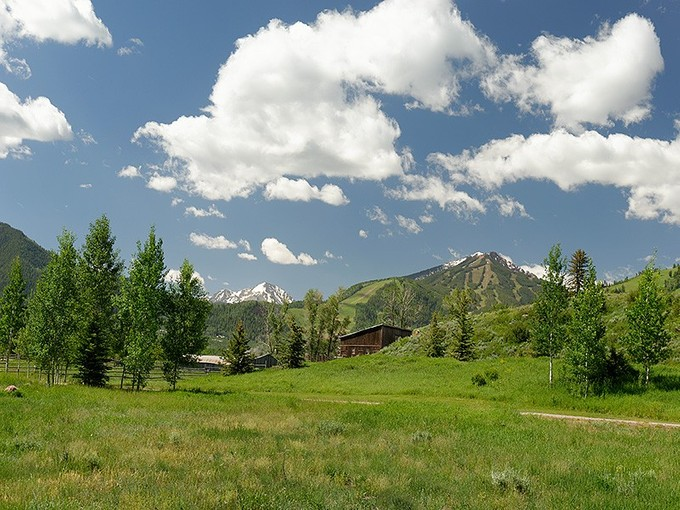 Land for sales at Double Bar X Ranch, Lot 7 TBD Stage Road Lot 7 Aspen, Colorado 81611 United States