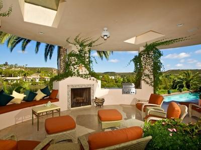 Maison unifamiliale for sales at 14451 Bellvista Dr   Rancho Santa Fe, Californie 92067 États-Unis