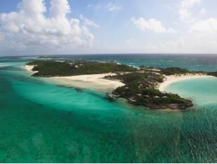 Private Island for sales at Saddleback Cay Exuma Cays, Exuma Bahamas