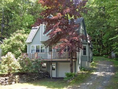 Single Family Home for sales at Fun House with Tons of Charm 343 Bowles Road Newbury, New Hampshire 03255 United States