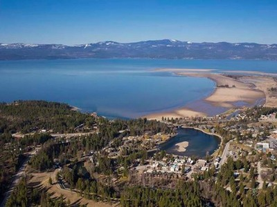 Tek Ailelik Ev for sales at One of A Kind Property 428 & 448 Electric Avenue Bigfork, Montana 59912 Amerika Birleşik Devletleri