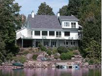Maison unifamiliale for sales at Val-des-Bois 118 Ch. de la Pointe   Val-Des-Bois, Québec J0X3C0 Canada