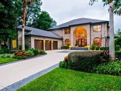 Single Family Home for sales at Little Harbor 13675 Little Harbor Court Jacksonville, Florida 32225 United States
