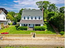 Single Family Home for sales at Beach Front Colonial 9 Owenoke Park   Westport, Connecticut 06880 United States