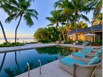 단독 가정 주택 for sales at Bay Front Estate at Ocean Reef 50 Card Sound Road  Ocean Reef Community, Key Largo, 플로리다 33037 미국