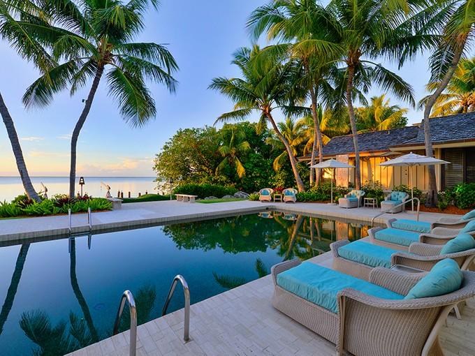 Villa for sales at Bay Front Estate at Ocean Reef 50 Card Sound Road  Key Largo, Florida 33037 Stati Uniti