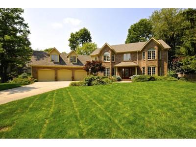 Single Family Home for sales at Stunning Home in Premier Smokey Ridge 13655 Smokey Ridge Place Carmel, Indiana 46033 United States
