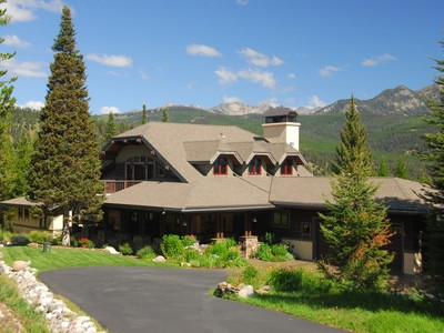 Single Family Home for sales at Bella Terra Luxury Properties 1214 Silverado Trail Big Sky, Montana 59716 United States