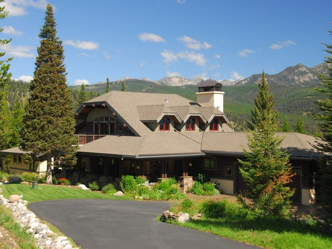 Casa Unifamiliar for sales at Bella Terra Luxury Properties 1214 Silverado Trail Big Sky, Montana 59716 Estados Unidos