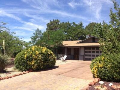 Maison unifamiliale for sales at Beautiful Ranch Style Home 385 Ross Rd Sedona, Arizona 86336 États-Unis
