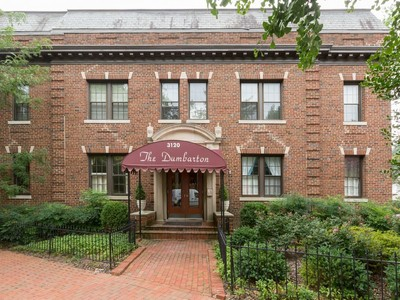 Condominium for sales at Georgetown 3120 R St NW #207 Washington, District Of Columbia 20007 United States