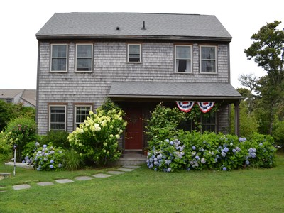 Single Family Home for sales at Spacious and Light on Corner Lot 1 Field Avenue Nantucket, Massachusetts 02554 United States