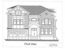 Einfamilienhaus for sales at 19 Highland Street N, Arlington    Arlington, Virginia 22201 Vereinigte Staaten