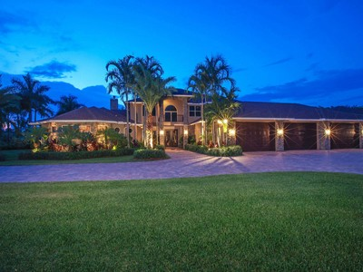 Moradia for sales at 11353 Manatee Terrace    Wellington, Florida 33449 Estados Unidos