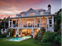 Moradia for sales at World Class Island Living    Sullivans Island, Carolina Do Sul 29482 Estados Unidos