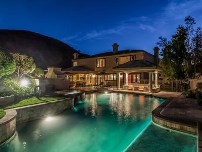 Single Family Home for sales at 25301 Prado De Los Arboles   Calabasas, California 91302 United States