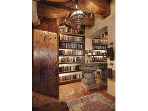 Additional photo for property listing at Stunningly Original 'Hacienda Rosetta Marie' in Guard-Gated 'The Canyons' 7288 N Cloud Canyon Place   Tucson, 亚利桑那州 85718 美国