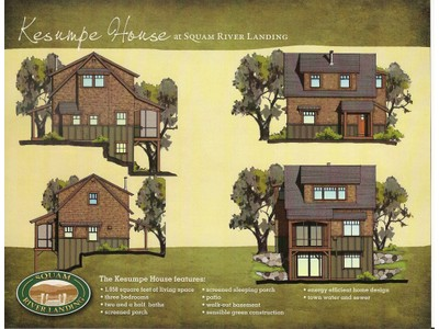 Single Family Home for sales at Squam River Landing, A Sustainable Community 11 Squam River Landing Ashland, New Hampshire 03217 United States
