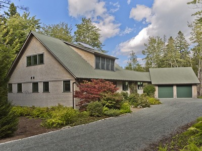 Maison unifamiliale for sales at 16 Vista Way   Mount Desert, Maine 04660 États-Unis