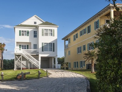 Maison unifamiliale for sales at Stunning Home in Ambersand Beach 13110 Highway A1A Vero Beach, Florida 32963 États-Unis
