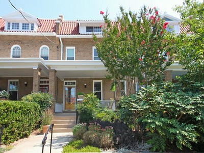 Townhouse for sales at Crestwood 4419 17th Street Nw  Washington, District Of Columbia 20011 United States