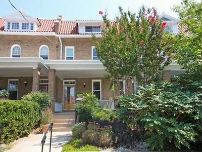 Adosado for sales at Crestwood 4419 17th Street Nw  Washington, Distrito De Columbia 20011 Estados Unidos