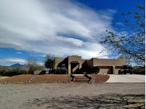 Single Family Home for sales at Horse Property with Magnificent Views 18 Camino Olympia   Rio Rico, Arizona 85648 United States