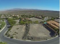 Terrain for sales at 26 Pyrenees 26 Pyrenees Ct  Lake Las Vegas, Henderson, Nevada 89011 États-Unis